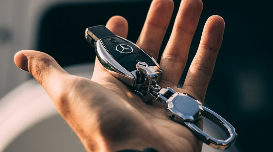 Kavak Volvo NL Kayıp Anahtar Yapımı